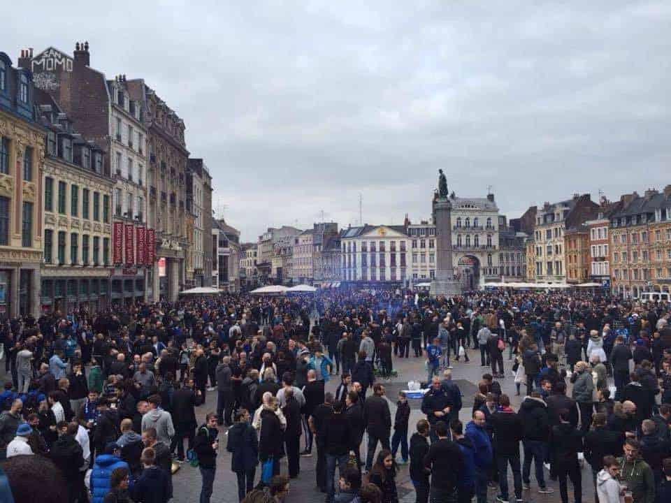 Everton Lille