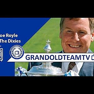 | The little 'Gueye' in the middle has been good! - Joe Royle @ The Dixies - YouTube