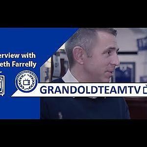 Gareth Farrelly On THAT Goal And Life After Everton - YouTube