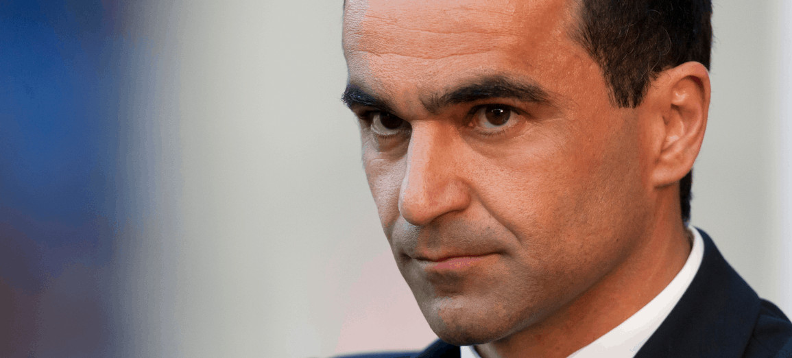 Everton Manager, Roberto Martinez