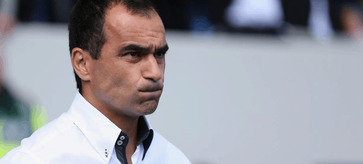 Everton Manager, Roberto Martinez