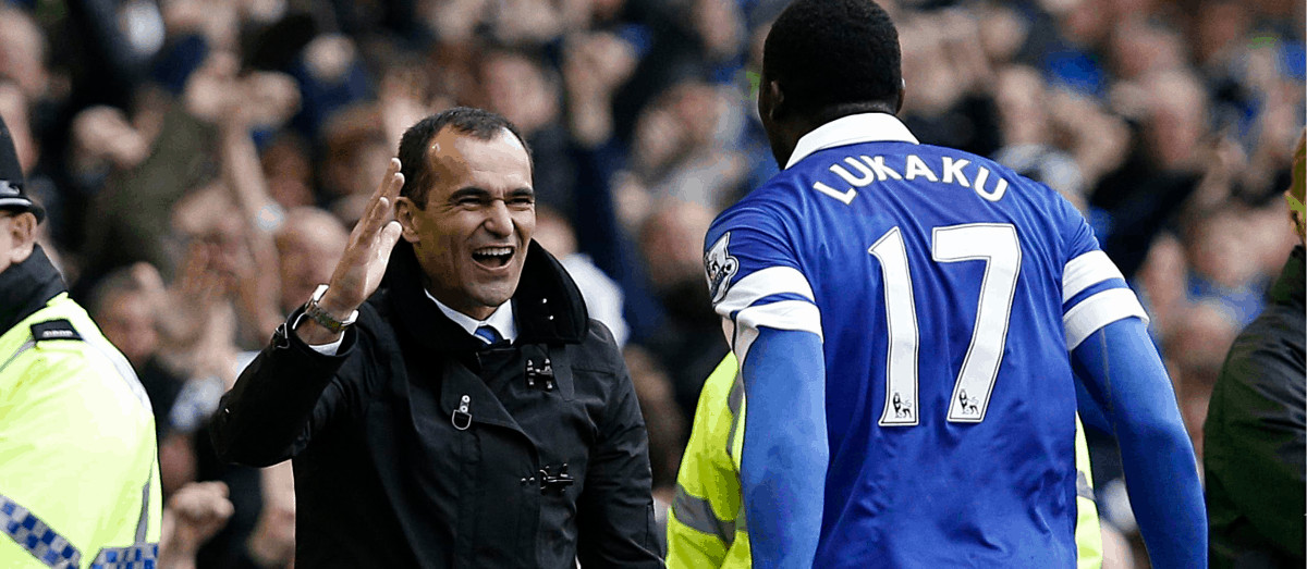 Having done exceptionally well to land the striker - making him the most expensive buy in Everton's history at a staggering £28million - Martinez is chiefly to blame for Lukaku's wish to leave.