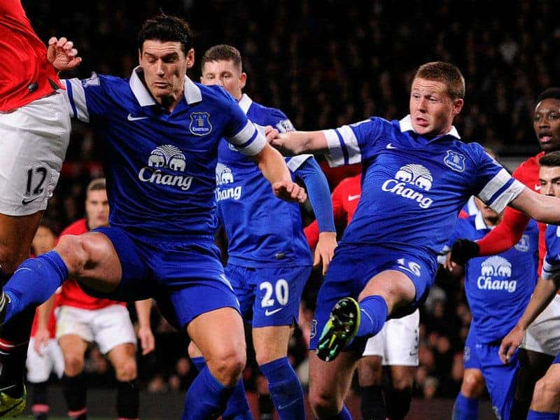 Gareth Barry James McCarthy