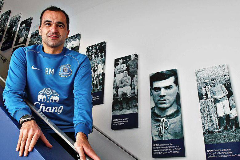 From the images of past triumphs which adorn the walls at Finch Farm, Martinez is all too aware we are a sleeping giant and is hell bent on returning us to the top.
