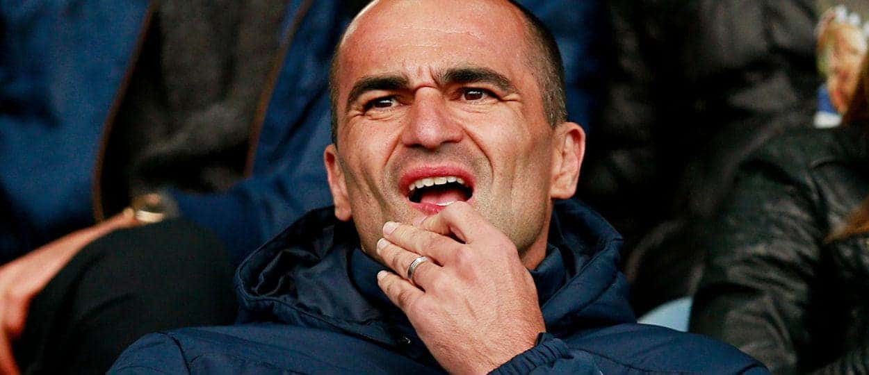 Roberto Martinez himself has three draws and one defeat against Liverpool during his reign as Everton boss.