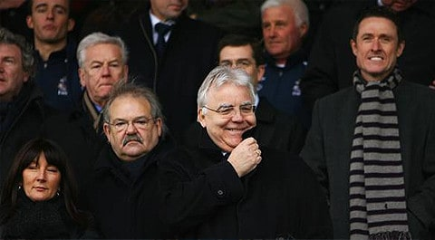 The pressure on the Board to invest, find new investors or sell the club must be maintained