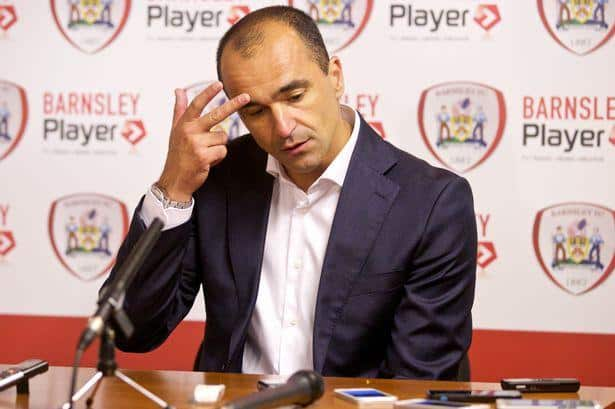 Martinez gave probably one of the most powerful interviews of his reign at Goodison Park