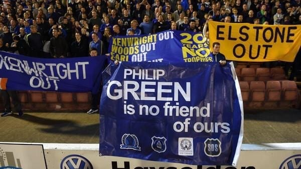 Charged by many fans with stagnation, fan groups calling for change and new leaders at the top of the club