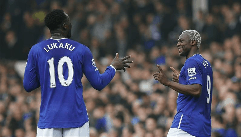 The presence of Arouna Kone on the pitch cannot be underestimated in the growth and progress achieved by Lukaku.