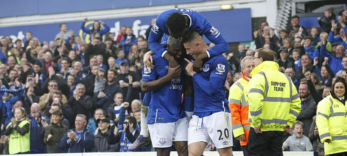 Lukaku is the best striker Everton have had in the Premier League era and looks the real deal.