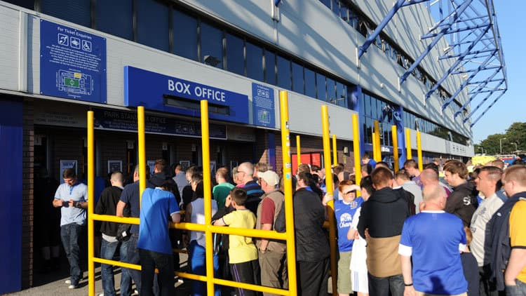 Goodison Park Box Office