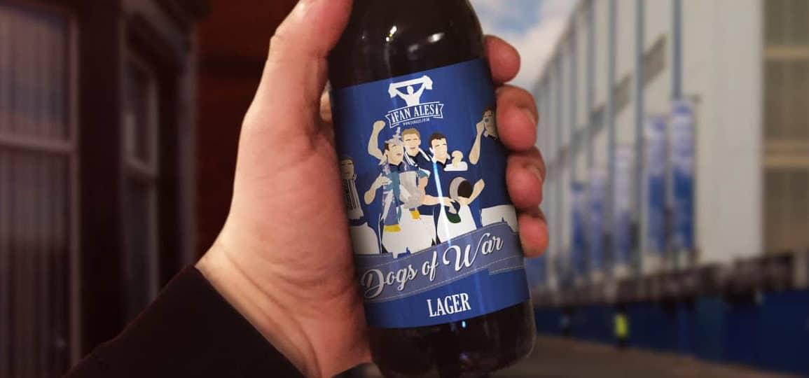 Win a pack of EFC beers