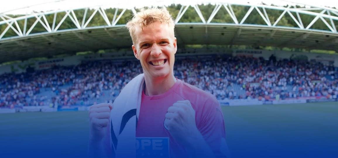 Everton Sign Jonas Lössl