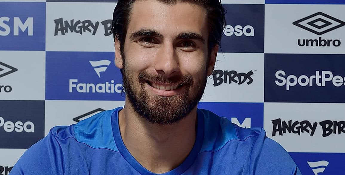 Andre Gomes Signs For Everton