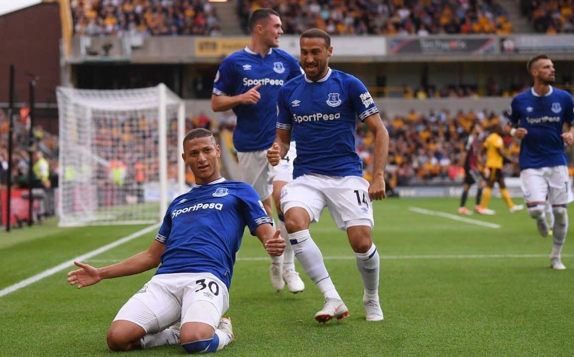 Bournemouth v Everton