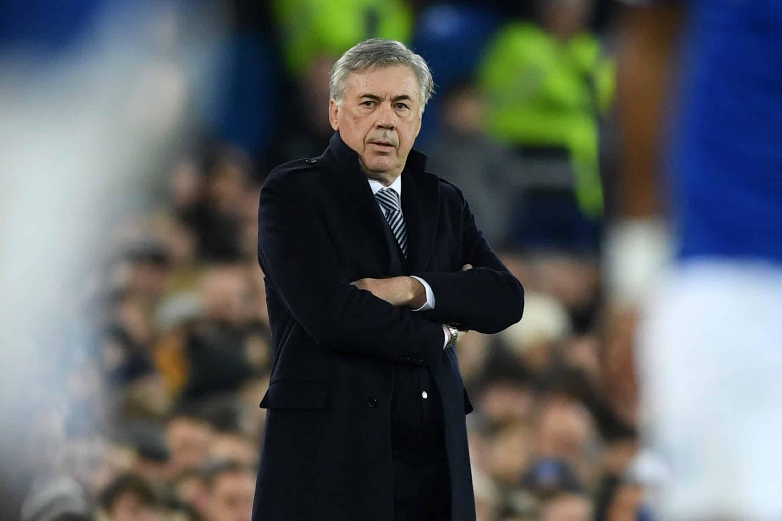 Ancelotti a Month in