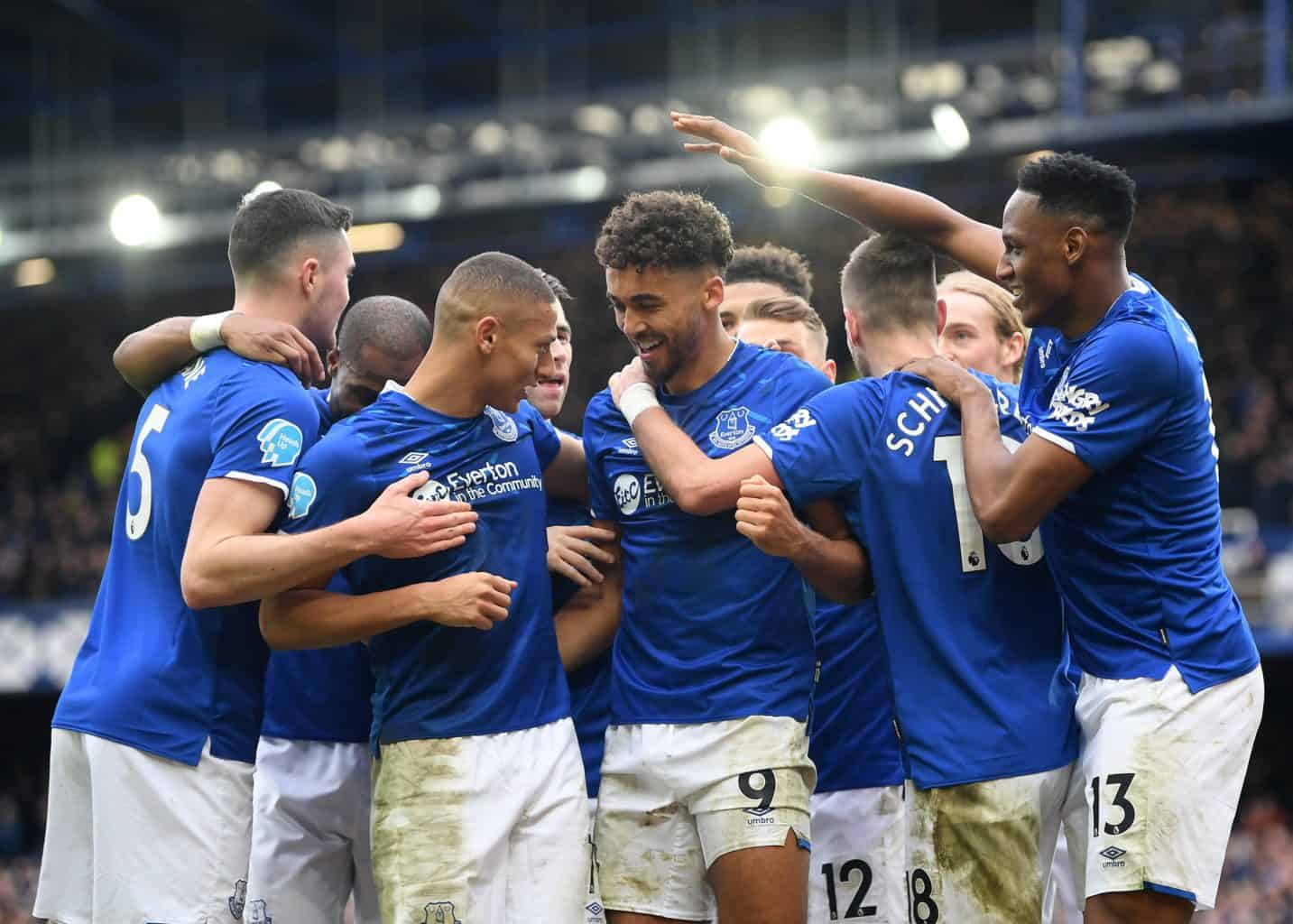 Your February Everton Player of the Month - GrandOldTeam