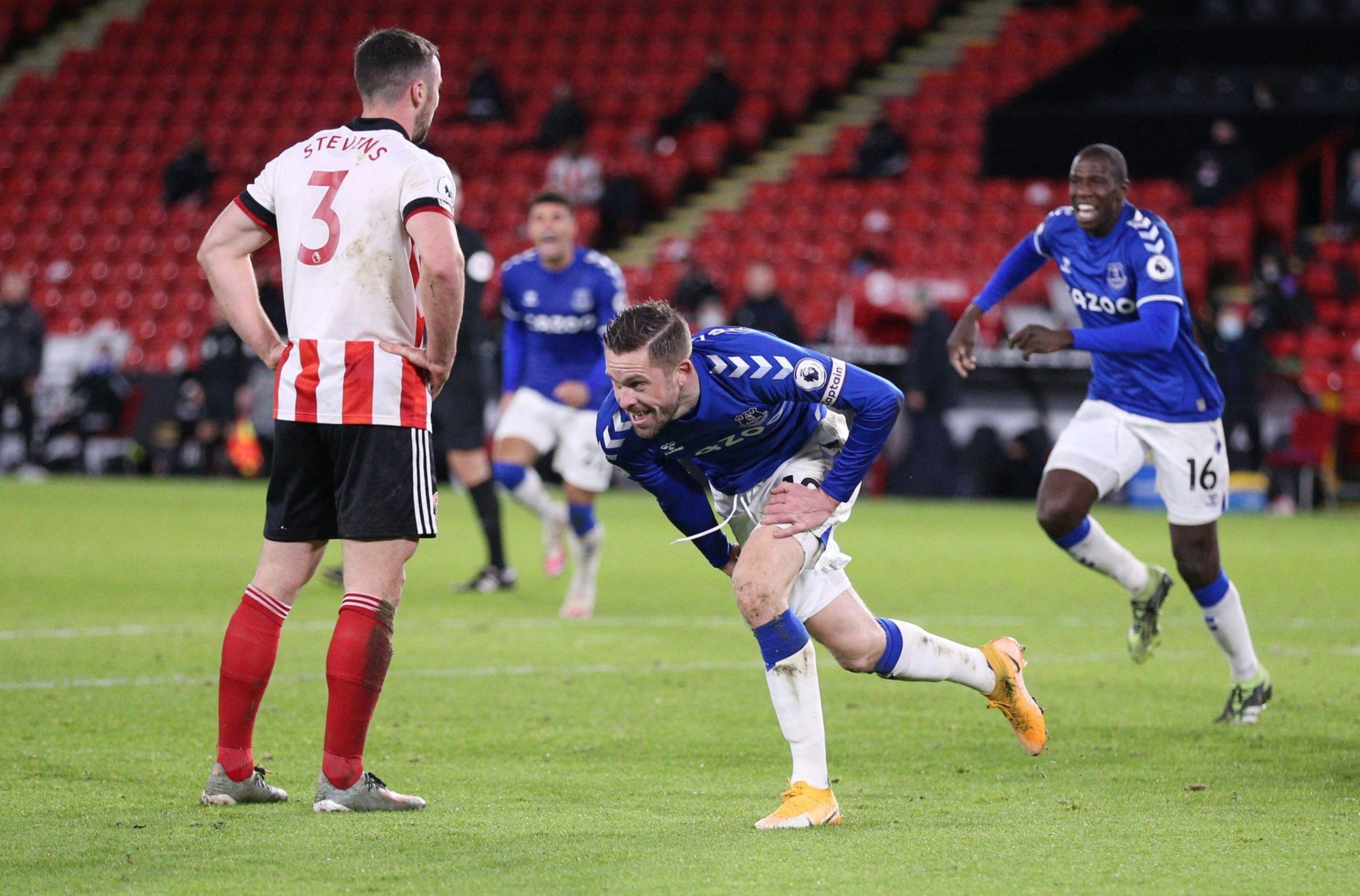 Sheffield United 0-1 Everton - GrandOldTeam